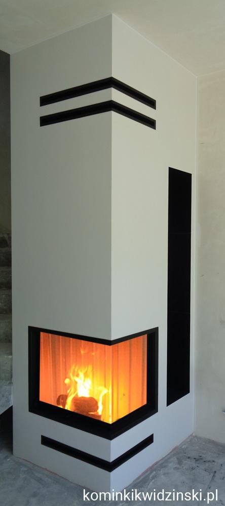 Kominek nowoczesny - 780