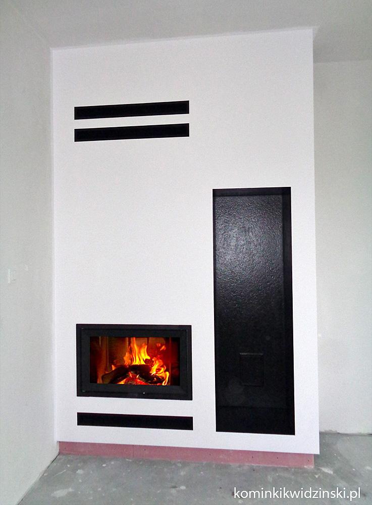 Kominek nowoczesny - 803